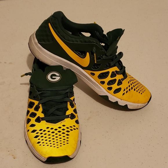 004d331e Nike Green Bay Packers shoes